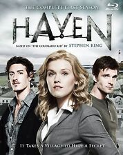 NEW - Haven: Season 1 [Blu-ray] by HAVEN: THE COMPLETE FIRST SEASON
