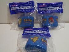 Pokemon Decorated Crepe Paper Streamer 3 New Packs Party Decorations
