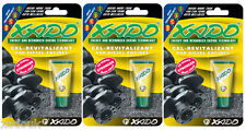 XADO Diesel Engine Oil Additive Treatment Restores Save Fuel Cuts MOT Emissions