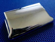 Fender USA Custom Shop Postmodern Relic Stratocaster Chrome ASH TRAY COVER Strat