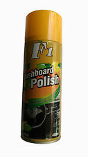 CAR DASHBOARD WAX SPRAY FOR LEATHER SEAT / DASHBOARD /PLASTIC / RUBBER / TYRES