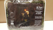 "Pit Bull pitbull Dog Queen Size Blanket 79"" x 96"""