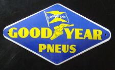 SCUDO e-mail-GOOD YEAR PNEUS-bella emailiertes scudo in lamiera circa 22 CM-NUOVO