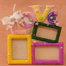 Most Popular Wooden Photo Picture Frame Rahmen DIY Home Decor Pretty Lovely Q