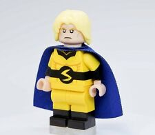 A1004 Lego CUSTOM PRINTED Avengers superhero SENTRY MINIFIG all 4 sides printed