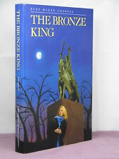 1st, signed by author, Sorcery Hall 1:The Bronze King, Suzy McKee Charnas (1985)