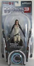 "MIRANDA Mass Effect 3 Video Game 7"" inch Action Figure Series 2 2012"