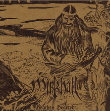 Mirkhall - Heathen Hearted CD,PAGAN BLACK METAL FROM FINLAND,Sargeist, Horna