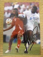 circa 2000's Autograph: Hull City - Boateng, George [Hand Signed Glossy Photogra