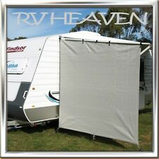 Caravan end Wall Awning Privacy Shade Screen Suit Carefree Dometic Jayco Awning