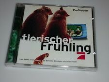 TIERISCHER FRÜHLING CD MIT FANCY / ART GARFUNKEL / BELLAMY BROTHERS / TURTLES