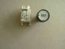 Schlegel Elektrokontakt Befehlsgeräte Taster RXT mit Kontaktgeber AT weiß auf
