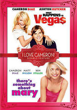 WHAT HAPPENS IN VEGAS/THERE'S SOMETHING ABOUT MARY NEW DVD