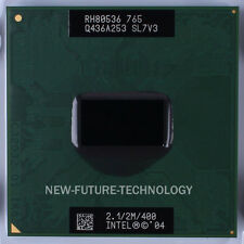 Intel Pentium M 765 2.1GHz 2MB 400MHz H-PBGA479,Socket 478/N CPU Processor