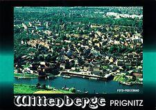 Wittenberge an der Elbe , Ansichtskarte