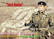 Dragon 1/6th WW2 British Tank Crewman Terry Davies Royal Armoured Corps N.Europe