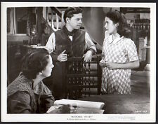 Elizabeth Taylor & Mickey Rooney NATIONAL VELVET 1944 Vintage Orig Photo