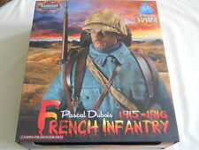 1:6 DiD French Infantry 1915-1916 Pascal Dubois Special Action Figure #F11007