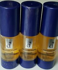 New! Lot of 3 Distinction Firmalift Firming Face and Eye Serum JUMBO 1 oz. EACH!