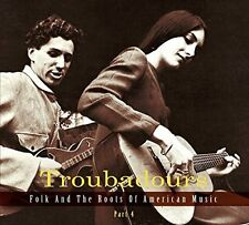 Troubadours Part 4 (2014, CD NIEUW)3 DISC SET