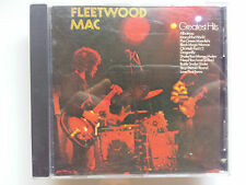 "FLEETWOOD MAC ""GREATEST HITS"" EXCLUSIVE & RARE SPANISH CD FROM ""ROCK"" COLLECTION"