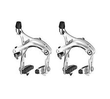 Tektro R539 Long Drop 57mm Road Bike Brake Calipers - Silver