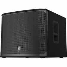 "NEW Electro-Voice EKX-18SP Active 18"" Powered Subwoofer 1300W Amplified Sub EV"