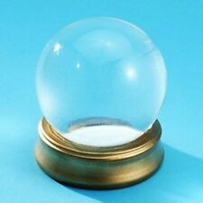 GYPSY FORTUNE TELLER MAGIC WIZARD SORCERER CRYSTAL BALL WITH STAND COSTUME PROP
