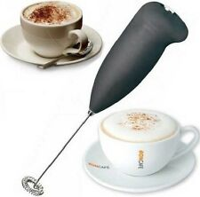 Battery Operated Egg Beater Egg Mixer Kitchen Hand Tea Coffe Blender Froather