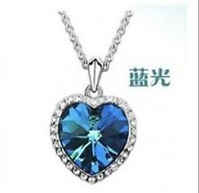 picture New Fashion Jewelry Pendant Crystal Chain Chunky Statement Bib Necklace