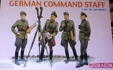 q Dragon 6213 - German Command Staff (World War II) - Scala 1/35