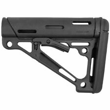Hogue Overmolded Collapsible Buttstock Commercial, Black 15050