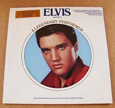 Elvis Presley A Legendary Performer Volume 3 LP FACTORY SEALED SHRINK MINT COND.