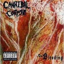 CANNIBAL CORPSE THE BLEEDING CD NEW