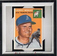 1954 Topps LEROY WHEAT #244 NM *beautiful card for your set* M23b
