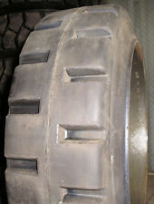 21x5x15 tires Super Solid forklift press-on traction tire USA Made 21515