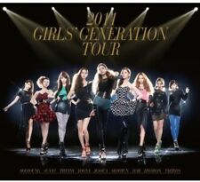 Girls' Generation, G - 2011 Girls Generation Tour [New CD] Asia -