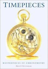 Timepieces: Masterpieces of Chronometry-ExLibrary
