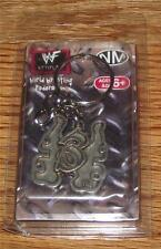 Triple H Helmsley Logo WWF WWE Wrestling Champion Keychain New in Package