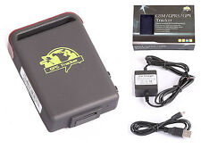 Véhicule GPS Traqueur tk102B Quad band Mini Gps Gsm tracker Hard-wired Charger