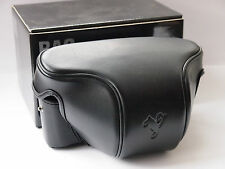 Voigtlander Bag for Bessa-R fitted with 35mm F2.5 Pancake lens,(Case only) Boxed