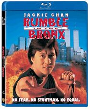 """Jackie Chan """"Rumble In The Bronx"""" Anita Mui 1995 Classic Action Region A Blu-Ray"""