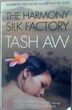 The Harmony Silk Factory - Tash Aw (paperback)