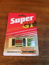 Matchbox MB-54b Super GT Ford Capri - Sealed Blister Pack