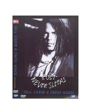 Neil Young & Crazy Horse - Rust Never Sleeps Live,1990 (DVD,All,Sealed,New)