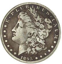1895-O $1 F12 Anacs - Morgan Dollar/