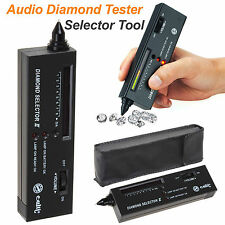 Moissanite Selector Authentication Tool & Audio Jewelry Gemstone Diamond Tester