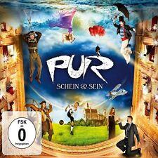 PUR - Schein & Sein - Limited Deluxe Edition - CD + DVD - Neu / OVP