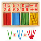 Baby Child Wooden Numbers ZC Mathematics Early Learning Counting Educational Toy