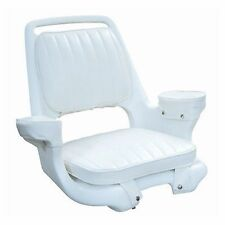 "Wise WD1007-3-710 Extra Wide Captain's Chair 21x17-1/2x24"" Arm Rest Marine MD"
